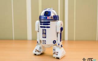 Краткий обзор Робот Sphero Звездные войны R2-D2 — Октябрь 2019