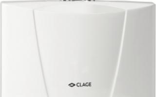 Краткий обзор CLAGE MBH 6 — Ноябрь 2020
