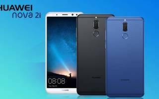 Краткий обзор Huawei Nova 2i — Декабрь 2017