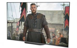 Краткий обзор Sony KD-55AG9 — Июль 2020