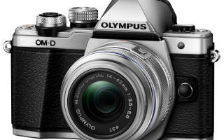 Краткий обзор Olympus OM-D E-M10 Mark II Kit — Сентябрь 2017