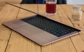 Краткий обзор Apple MacBook Pro 13 Mid 2019 — Февраль 2020