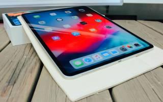 Краткий обзор Apple iPad Pro 11 Wi-Fi — Апрель 2020