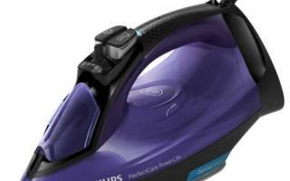 Краткий обзор Philips GC3925/30 PerfectCare PowerLife — Сентябрь 2020