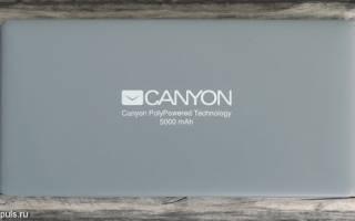 Краткий обзор Canyon CNS-TPBP5 — Июль 2017