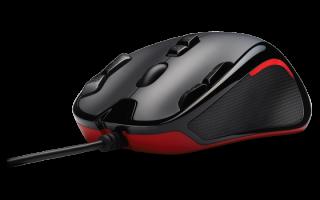 Краткий обзор Logitech Gaming Mouse G300s Black USB — Июль 2017