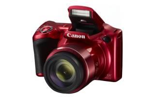 Краткий обзор Canon PowerShot SX420 IS — Сентябрь 2017