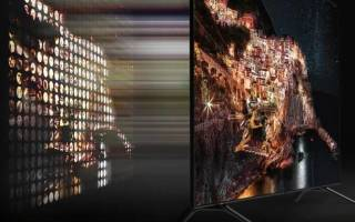 Краткий обзор Samsung QE55Q70RAU QLED — Декабрь 2020