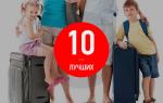 Рейтинг 10 лучших чемоданов для путешествий — ТОП 10