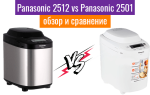 Краткий обзор Panasonic SD-2501WTS — Декабрь 2020