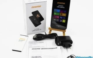 Краткий обзор Digma LINX ATOM 3G — Февраль 2020