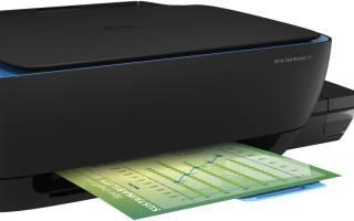 Краткий обзор HP Ink Tank Wireless 419 — Май 2020