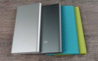 Краткий обзор Xiaomi Mi Power Bank 2 10000 — Ноябрь 2020