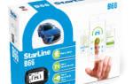 Краткий обзор StarLine B66 2CAN+2LIN — Ноябрь 2020