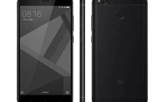 Краткий обзор Xiaomi Redmi 4X 32GB — Октябрь 2020