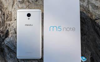 Краткий обзор Meizu M5 Note 32GB — Ноябрь 2017