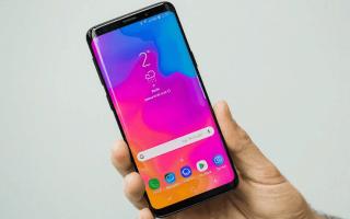 Краткий обзор Samsung Galaxy S9+ — Июль 2019