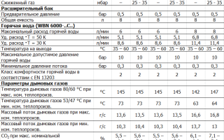 Краткий обзор Bosch Gaz 6000 W WBH 6000-24C — Октябрь 2016