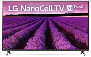 Краткий обзор NanoCell LG 49SM9000 — Август 2020