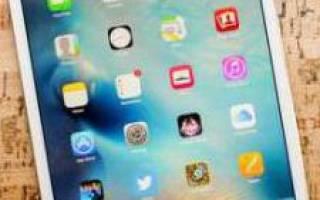 Краткий обзор Apple iPad mini 4 — Февраль 2016