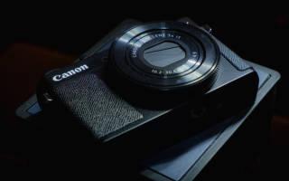 Краткий обзор Canon PowerShot G9 X Mark II — Июль 2020
