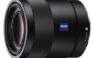 Краткий обзор Sony Carl Zeiss Sonnar T* 55mm f/1.8 ZA (SEL-55F18Z) — Май 2015