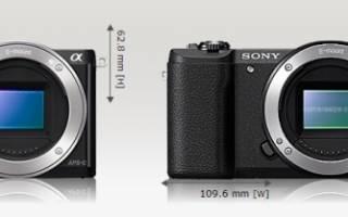 Краткий обзор Sony Alpha ILCE-5100 Kit — Март 2016
