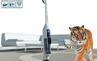 Краткий обзор Bosch BCH 6ATH18 — Декабрь 2020