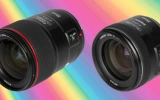 Краткий обзор Canon EF 35mm f/1.4L II USM — Октябрь 2017