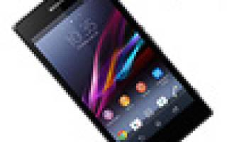 Краткий обзор Sony Xperia XZ1 Compact — Декабрь 2017
