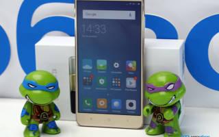 Краткий обзор Xiaomi Redmi Note 3 Pro — Июнь 2016