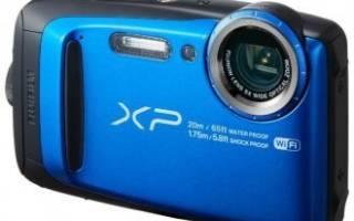Краткий обзор Fujifilm FinePix XP120 — Сентябрь 2017