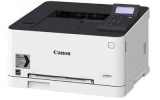 Краткий обзор Canon i-SENSYS LBP653Cdw — Ноябрь 2020