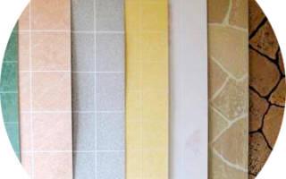 Отделка ванной комнаты пластиковыми панелями.
