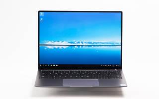 Краткий обзор HUAWEI MateBook X Pro — Февраль 2020