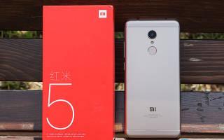 Краткий обзор Xiaomi Redmi 5 32GB — Октябрь 2020