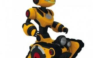 Краткий обзор Roborover 8515 от WowWee — Январь 2016