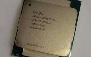 Краткий обзор Intel Core i7-5820K — Декабрь 2015