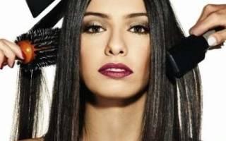 5 способов выпрямления волос — выбираем лучший!
