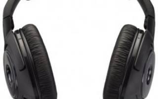 Краткий обзор Sennheiser RS 160 — Апрель 2015