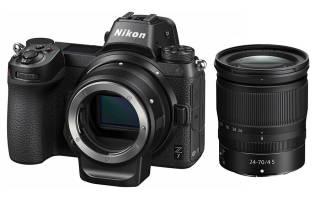 Краткий обзор Nikon Z 7 Body — Июнь 2020