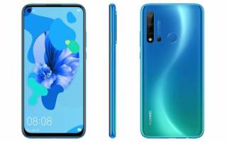 Краткий обзор Huawei P20 Lite — Апрель 2019