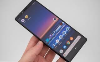 Краткий обзор Sony Xperia XZ2 — Апрель 2019