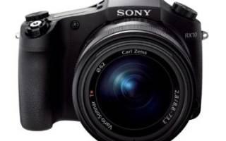4 лучших фотоаппарата Sony