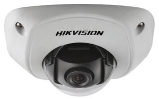 Краткий обзор HikVision DS-2CD2532F-IS — Декабрь 2015