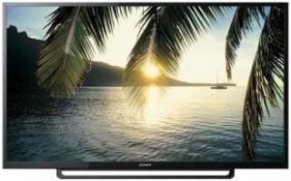Краткий обзор Sony KDL-40RE353 — Апрель 2019