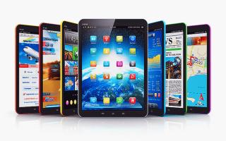 7 лучших фирм-производителей планшетов