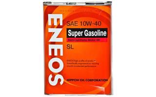Краткий обзор ENEOS Super Gasoline SM 5W-50 — Январь 2019