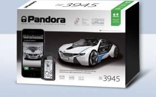 Краткий обзор Pandora DXL 3945 — Август 2016