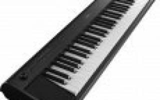Рейтинг 13 лучших цифровых пианино и фортепиано